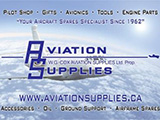 W. G. Cox Aviation Supplies Ltd.